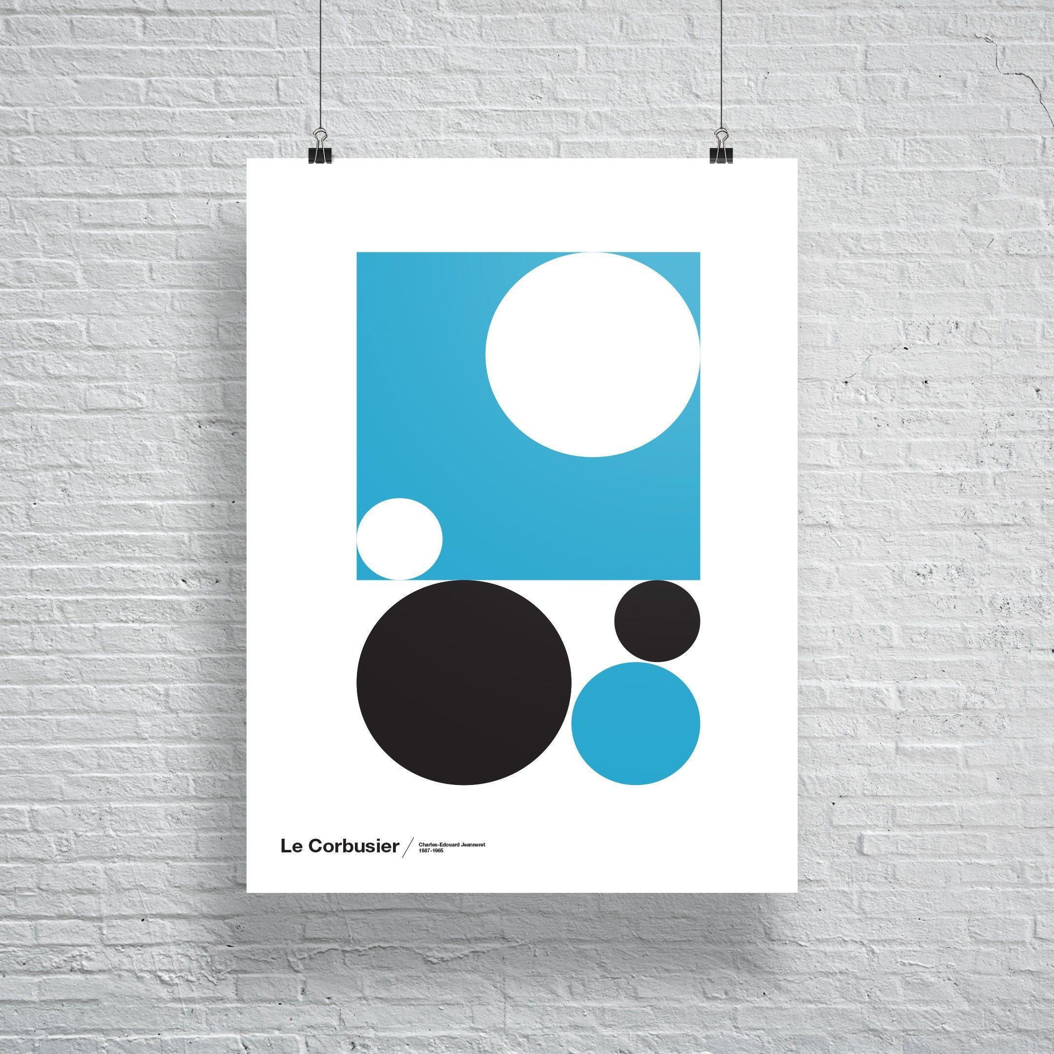Fibonacci Golden Rule Corbusier Architecture Poster Print Etsy Architecture Poster Poster Prints Art Gallery Wall