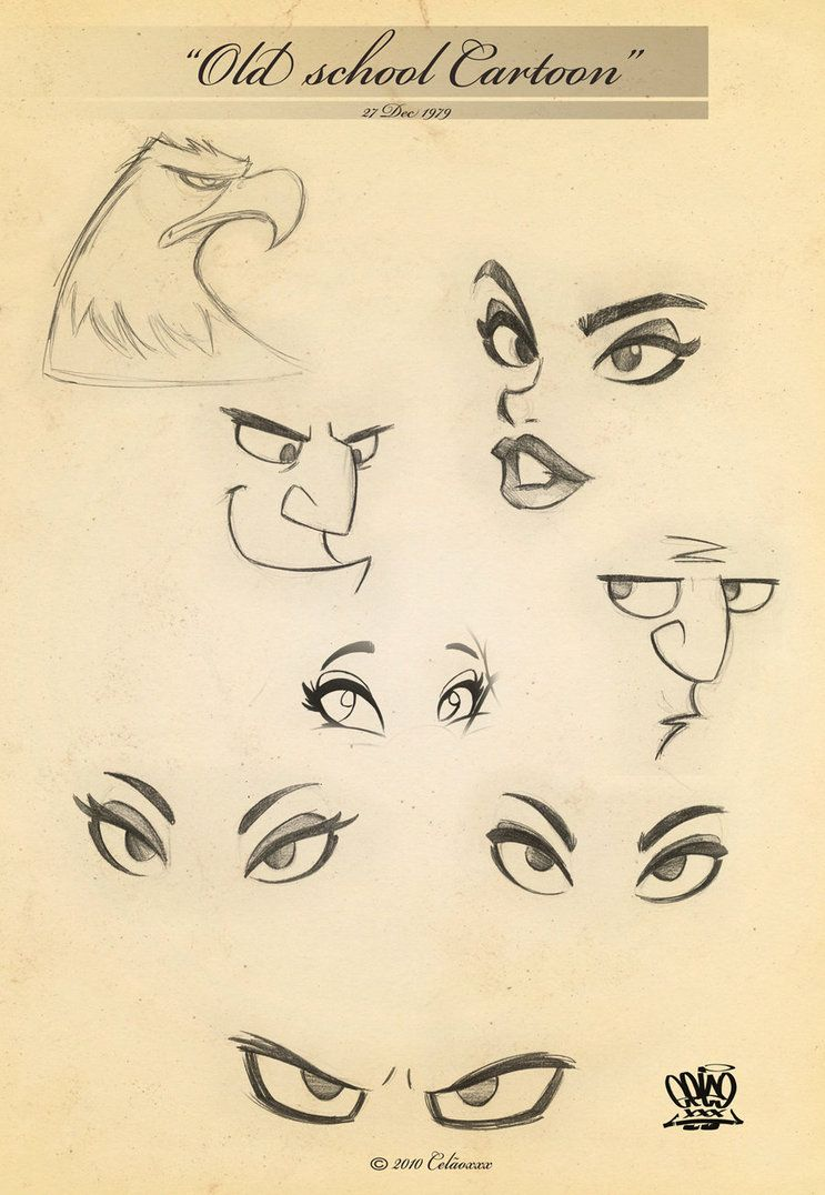 Drawings of Eyes page40 by celaoxxx on deviantART Eye