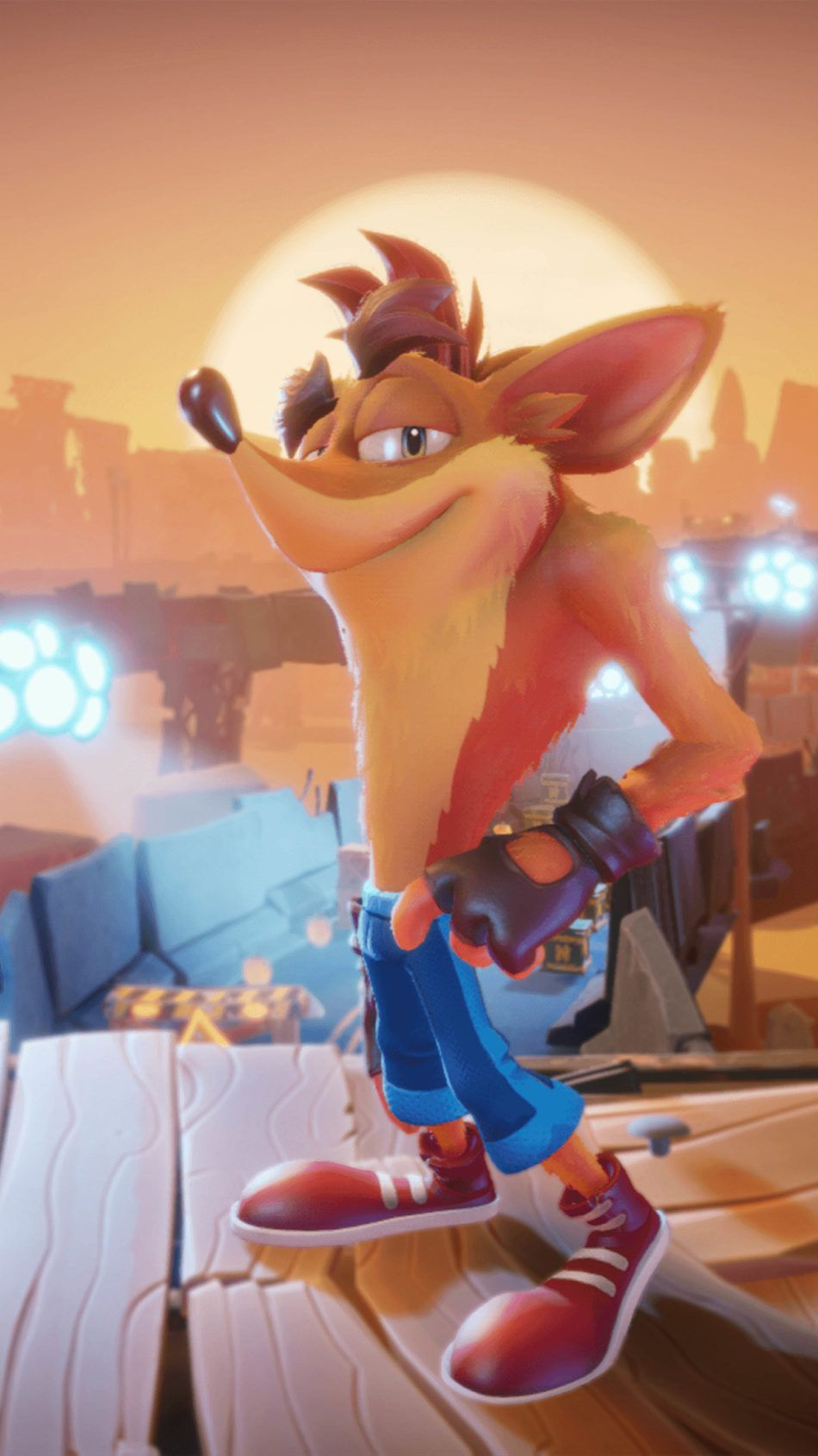 Crash Bandicoot 4 It's About Time Game 2020 4K Ultra HD