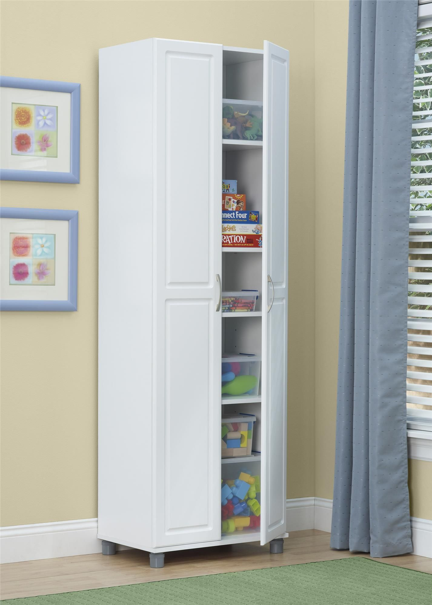 Add Extra Storage Space To Any Room In Your Home With The