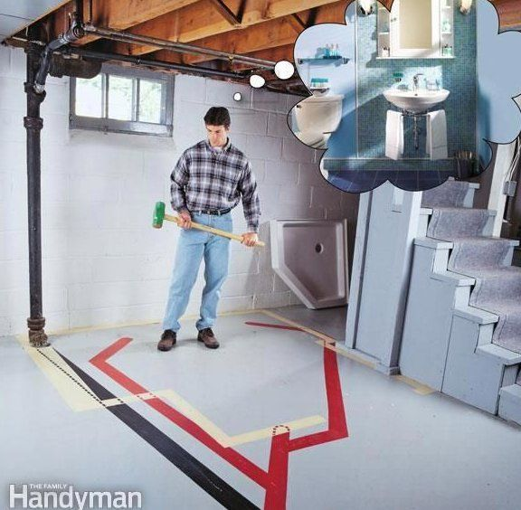 Basement Renovations Panosundaki Pin