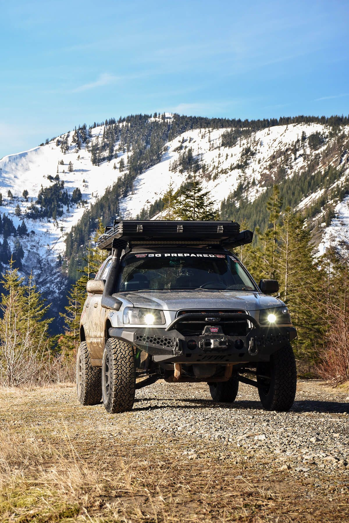 How To Turn A Subaru Forester Xs Wagon Into A Lifted Off Road Rig Subaru Forester Subaru Outback Offroad Subaru Forester Lifted