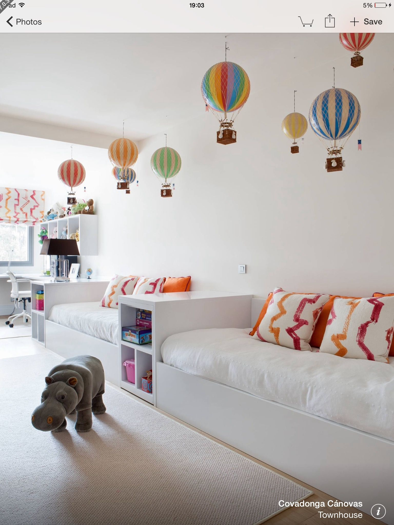 Love the hot air balloon Kinder zimmer, Kinderzimmer