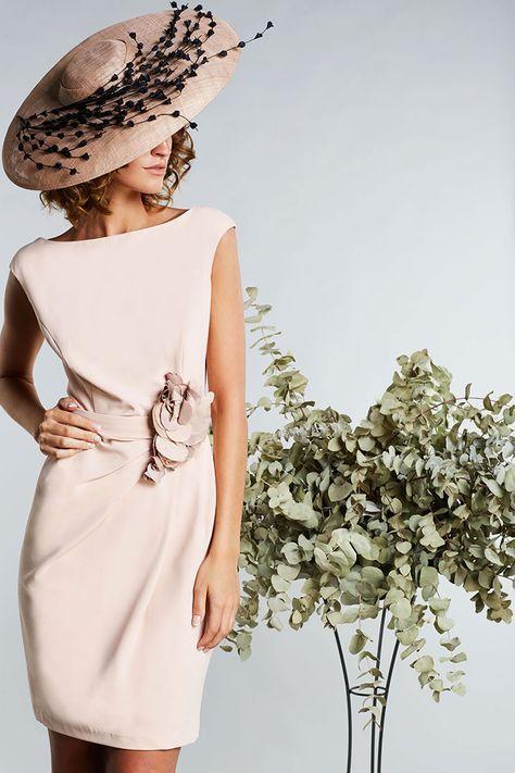Vestidos de novia y fiesta cortos