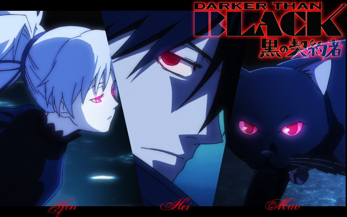 By far one of the coolest animes i have ever seen noir