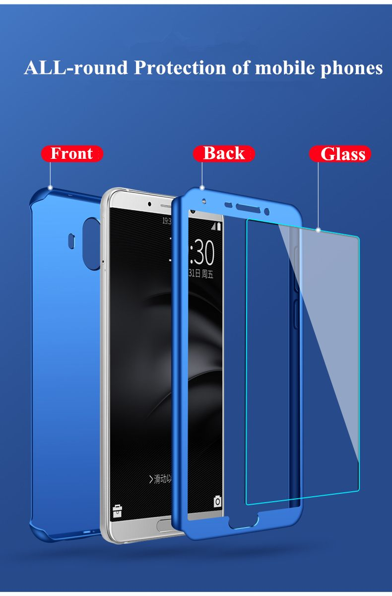 nuovo arrivo 58dee 75bf0 360 degree shockproof Case For Huawei P20 P10 MATE 10 lite ...