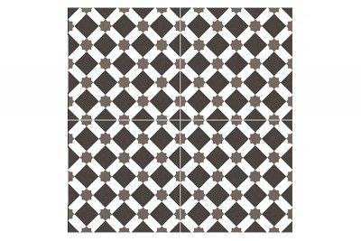 victorian celeste wall & floor tiles 45x45cm | colorful