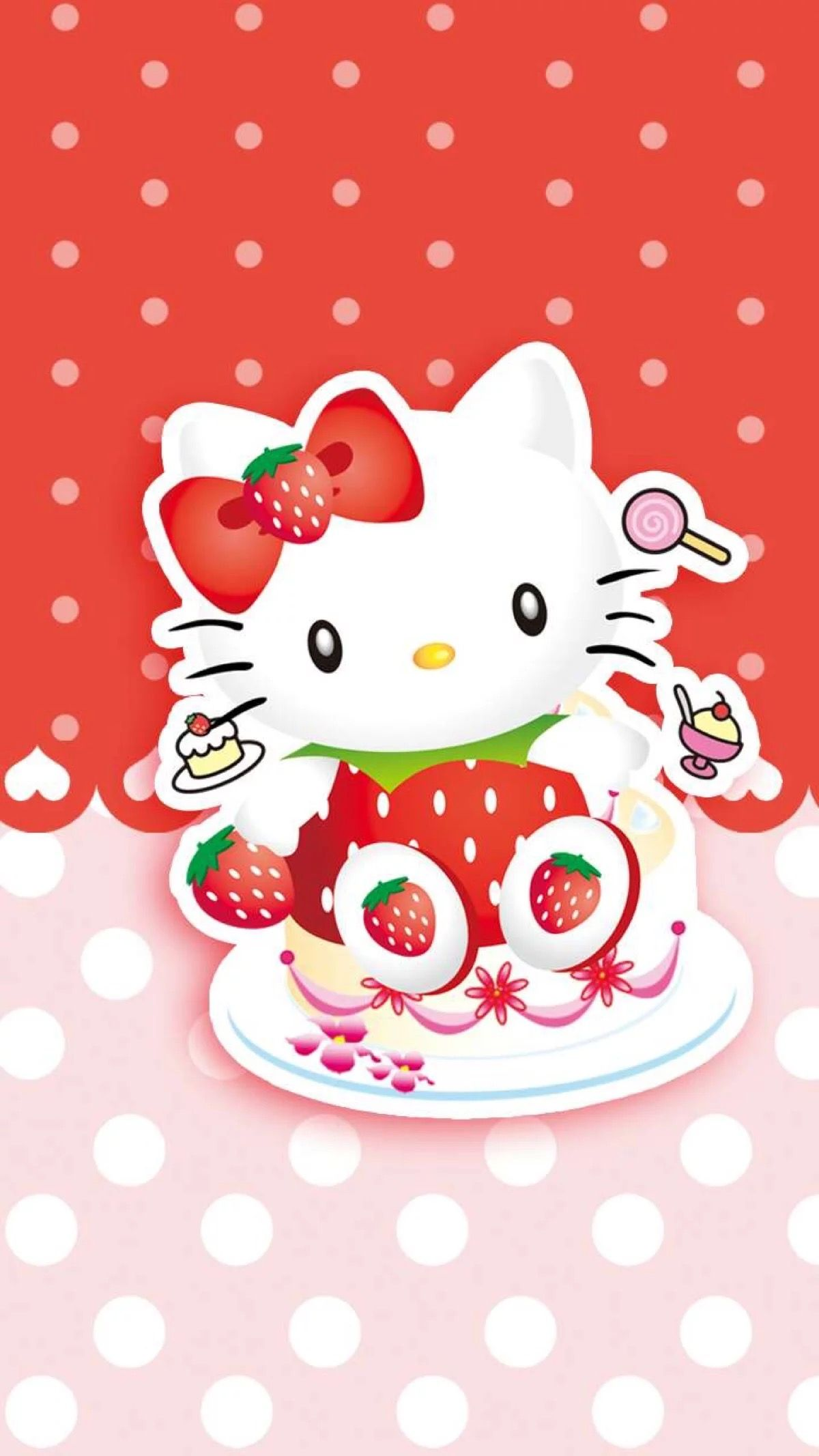 Best Wallpaper Hello Kitty Red - c56c73b4b3a80d7f29bbb39eaa39bf56  Trends_746181.jpg
