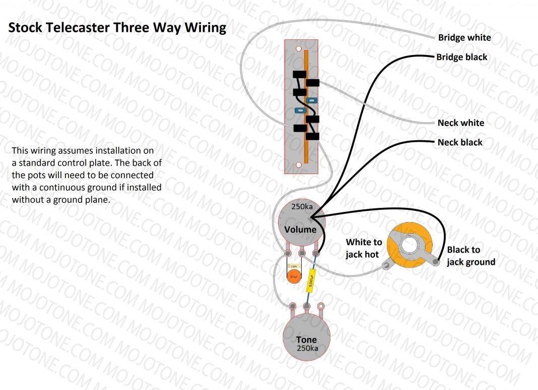 13 Auto Wiring Diagram For Telecaster 3 Way Switch Design Ideas Bacamajalah Telecaster Telecaster Custom Custom Fender