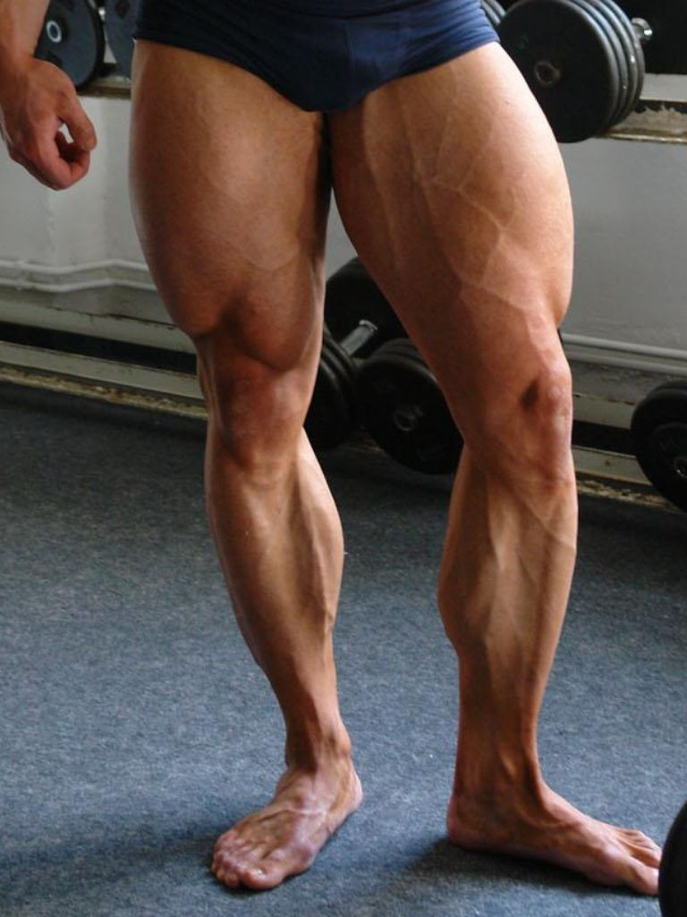 Strong thighs fetish think, that