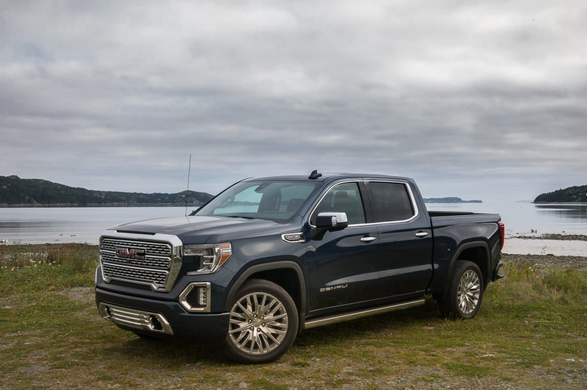 2019 Gmc Sierra 1500 First Drive Fraternal Or Identical Twin