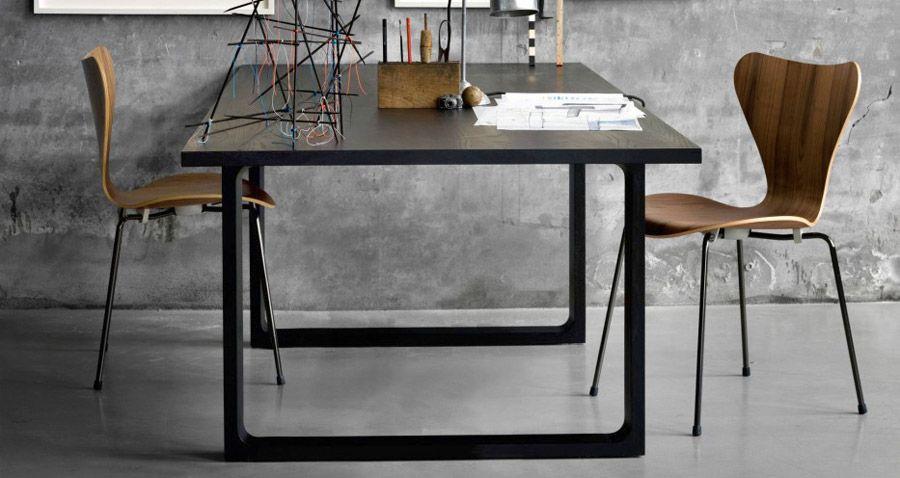 Sedie Jacobsen ~ Http: www.vogliacasa.it sedia serie 7 design by arne jacobsen 2