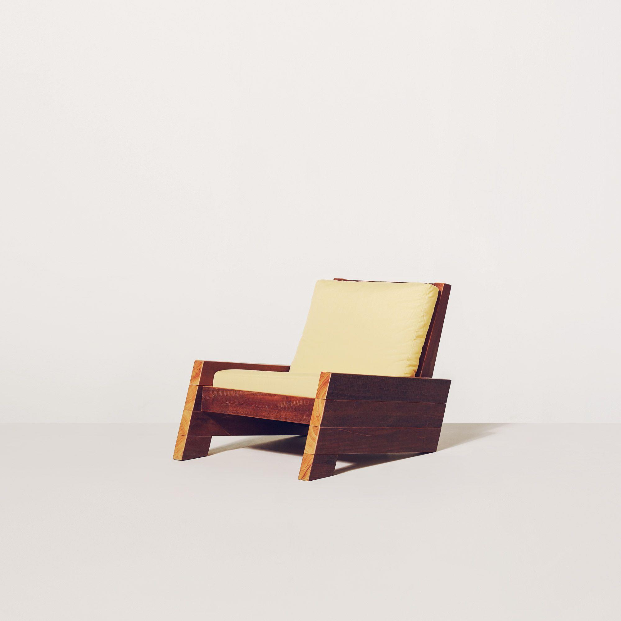 Asturias Armchair by Carlos Motta
