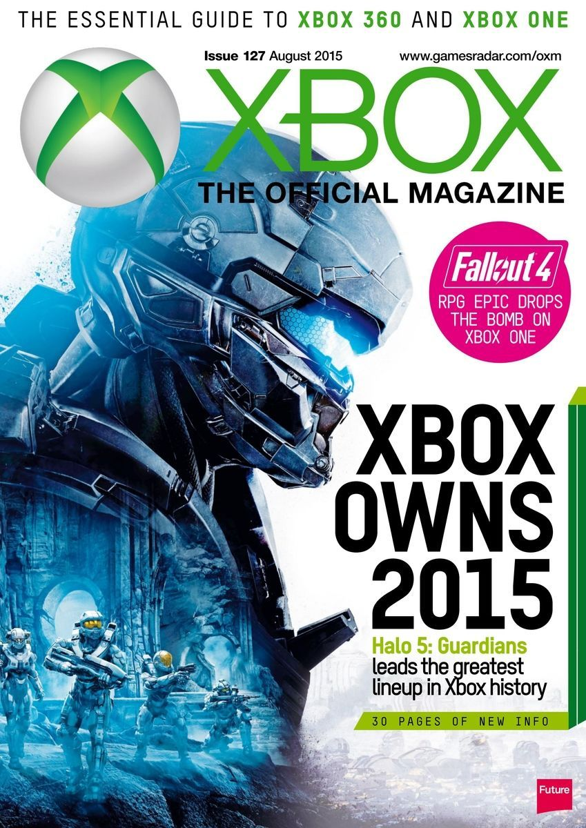Xbox The official Magazine 127. Xbox Fights Back. Xbox