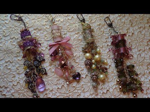 d665a7710c36a Bejeweled Boho Dangle Charms - YouTube