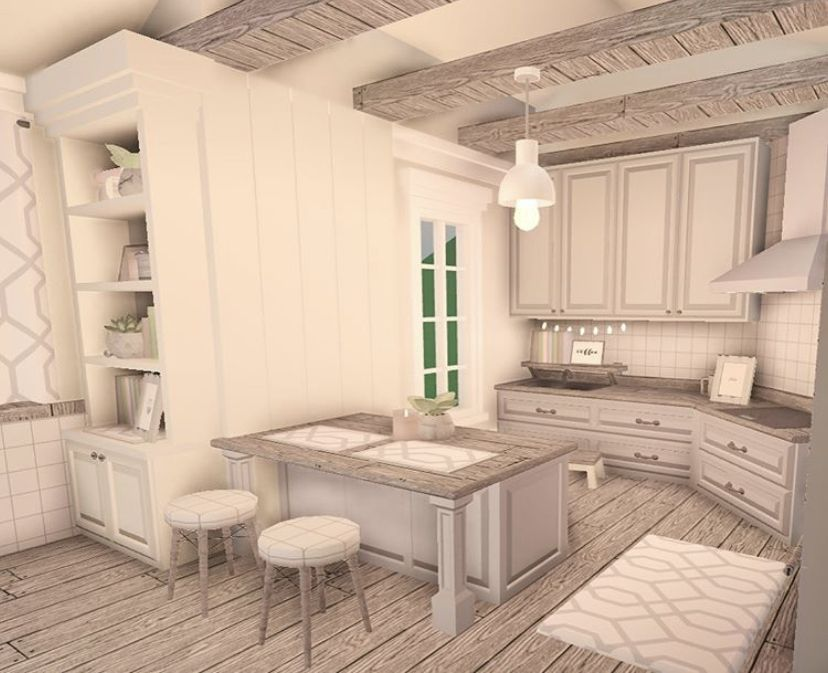 Not Mine Cozy Kitchen Simple House Plans Small House Design Plans Home Building Design