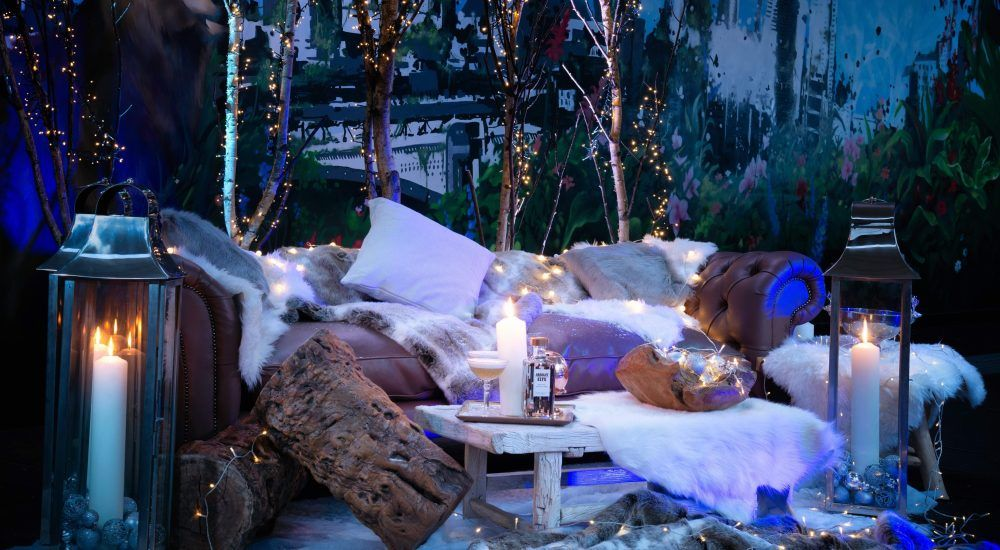 Savage Garden Winter Rooftop Narnia London Rooftops Rooftop Narnia