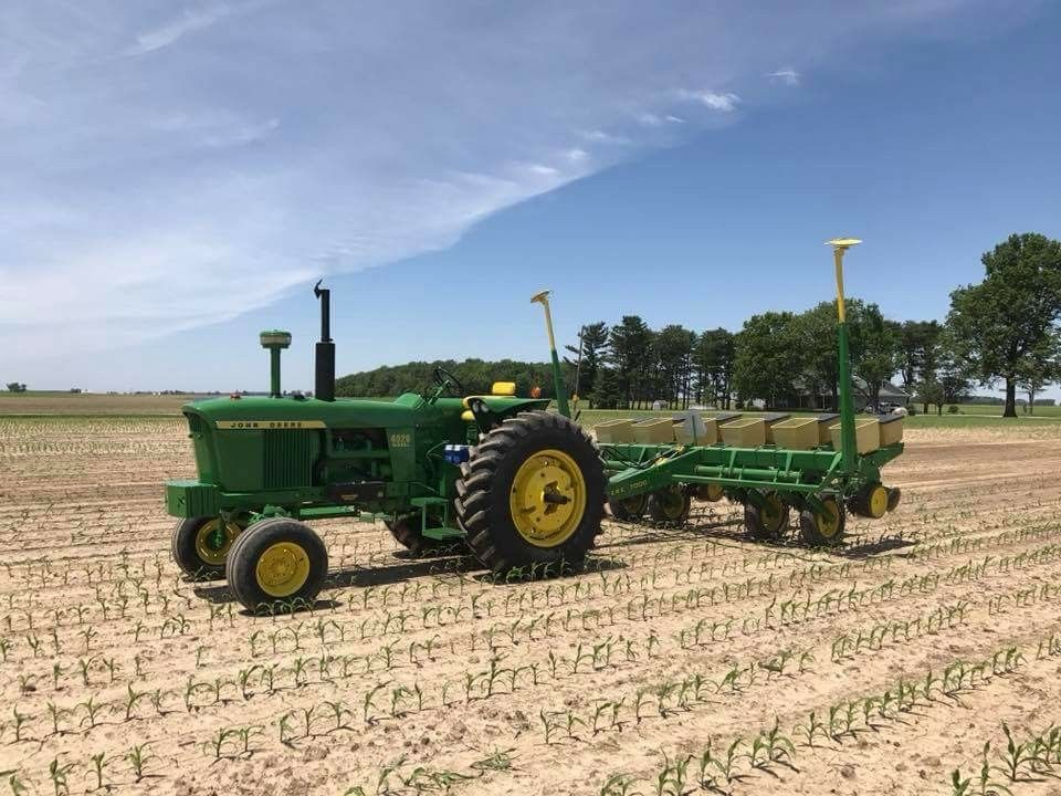 1967 4020 And 7000 6 Row Planter Misc John Deere