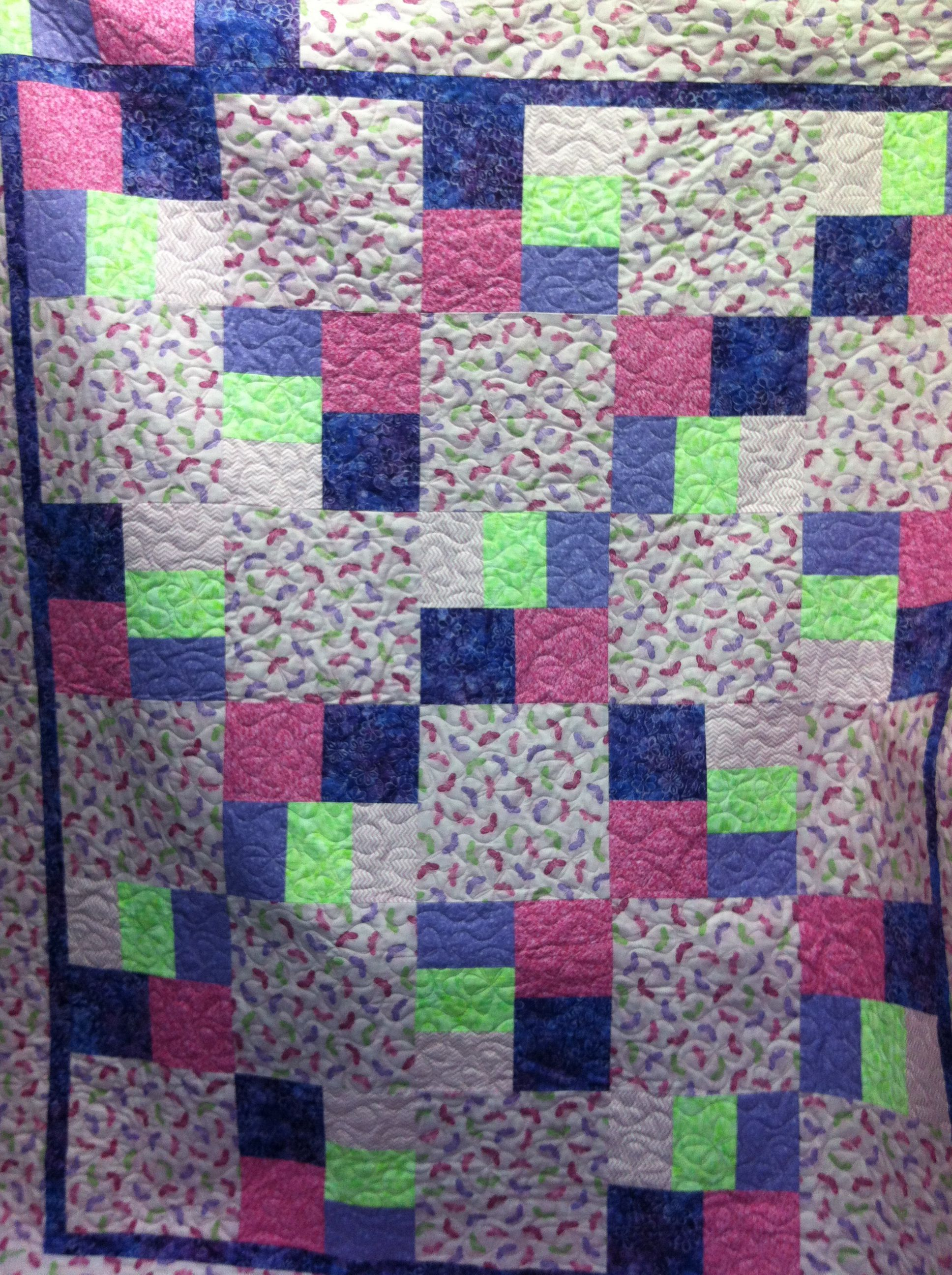 Patterns Available To Make This Quot Just Can T Cut It Quot Quilt
