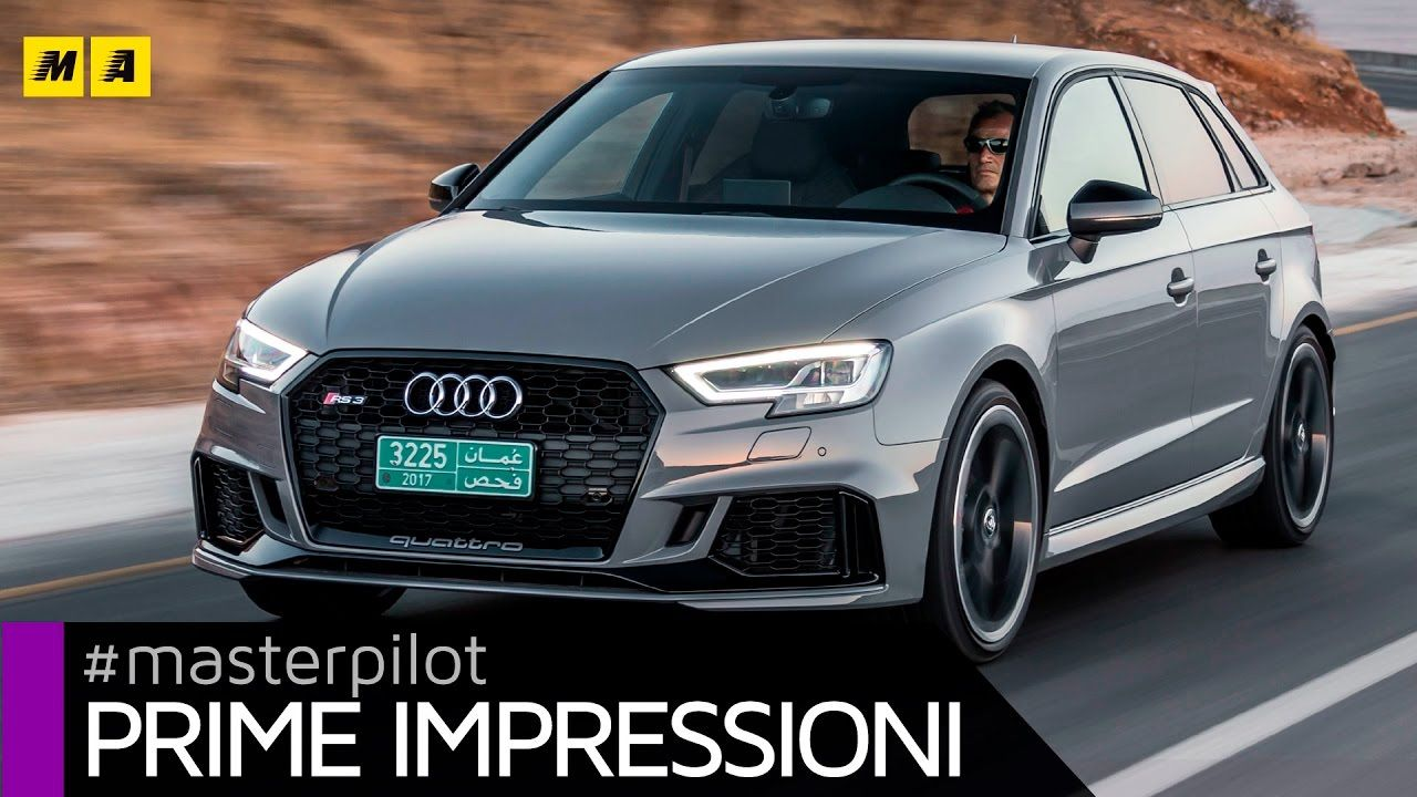 Audi rs3 2017 400 cv you can call me equilibrio sportback
