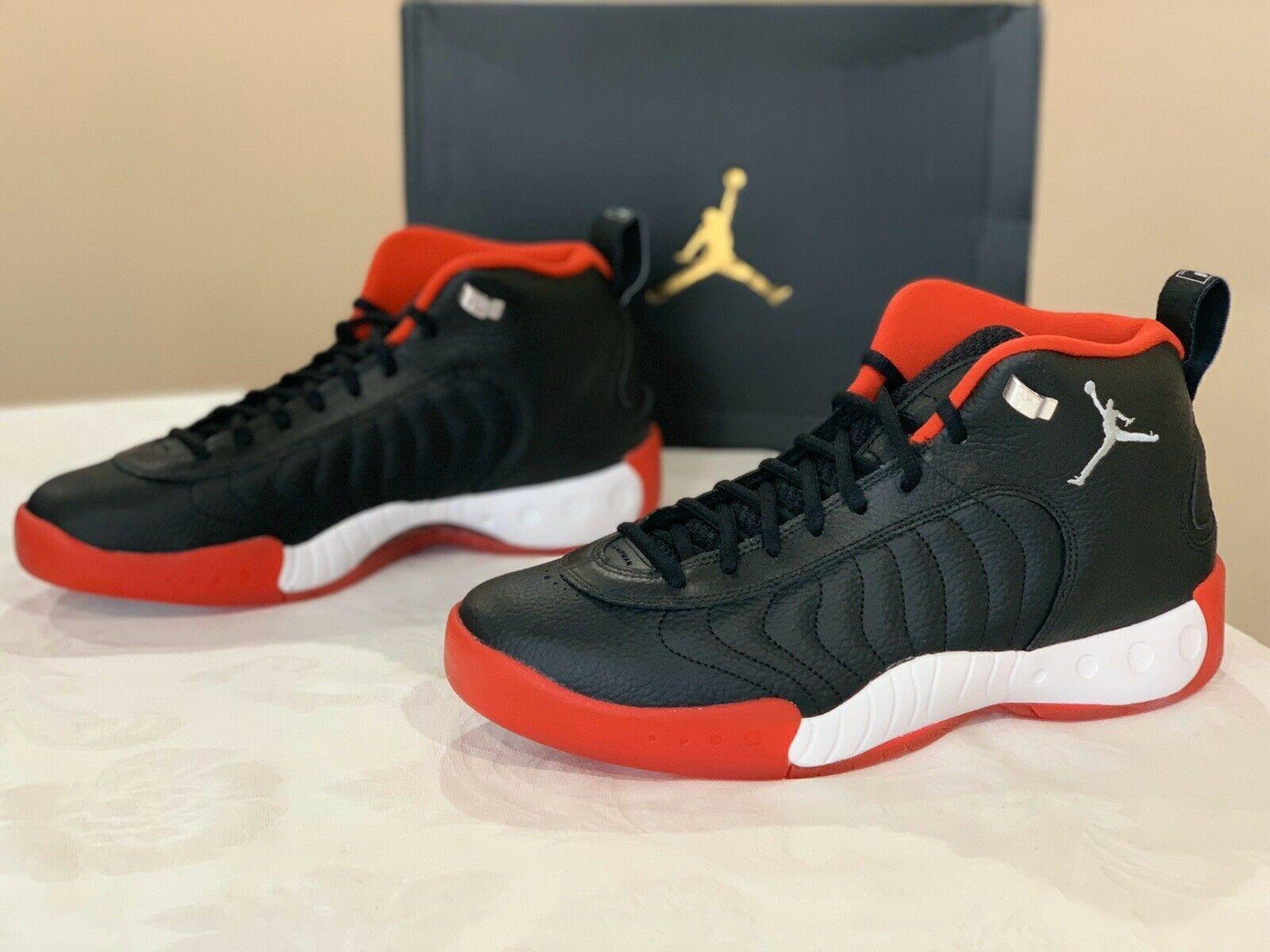 Details About Air Jordan Jumpman Pro Bred Basketball Shoes Size