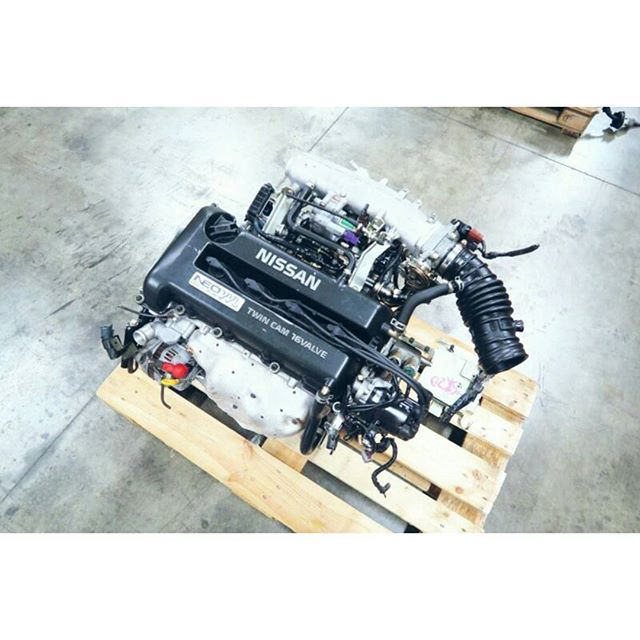 JDM Nissan SR20 NEO VVL Motor Is Available. Shoot Us A Dm