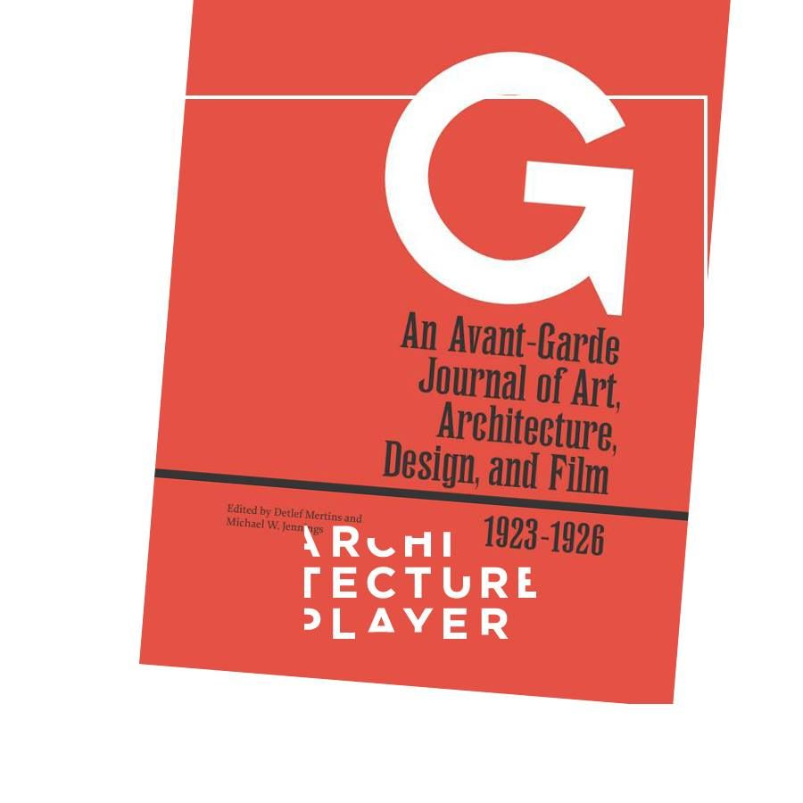 "#theArchPlayer | #ArchitectureReader | A 2010 edition, the first in English translation, of the 1923 journal ""G: Material zur Elementaren Gestaltung"" founded by Hans Richter, a pioneer of abstract animated film, and featuring works by Hans Arp, Walter Benjamin, Theo van Doesburg, Viking Eggeling, Naum Gabo, Werner Graeff, George Grosz, Hugo Häring, Raoul Hausmann, Ludwig Hilberseimer, Frederick Kiesler, El Lissitzky, Ludwig Mies van der Rohe, Antoine Pevsner, Man Ray, and Tristan Tzara."