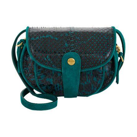 Jerome Dreyfuss Snakeskin Momo Bag at Barneys.com