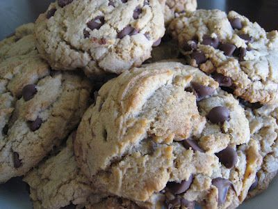 Competition Chocolate Chip Cookies