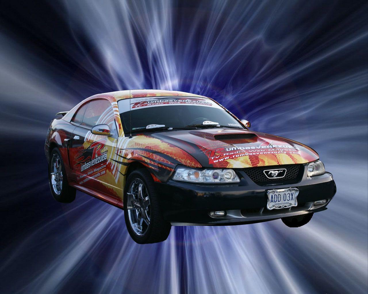 Mustang Vene