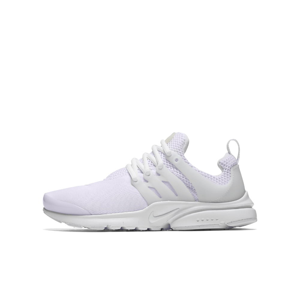 buy online 6d4be 14829 Nike Presto Big Kids  Shoe Size 4Y (White)