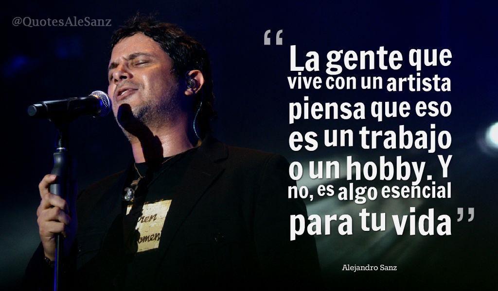 Alejandro Sanz Dice On Twitter Songs Artist