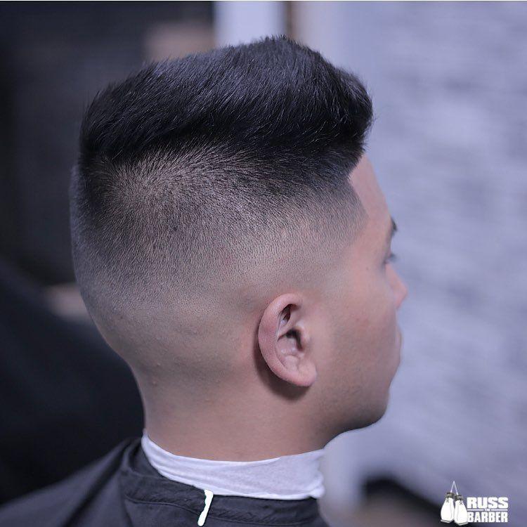 15 Best Short Haircuts For Men Hair Styles Pinterest High Fade