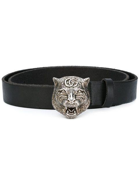 7a1c393da3d GUCCI Tiger S Head Belt.  gucci  belt