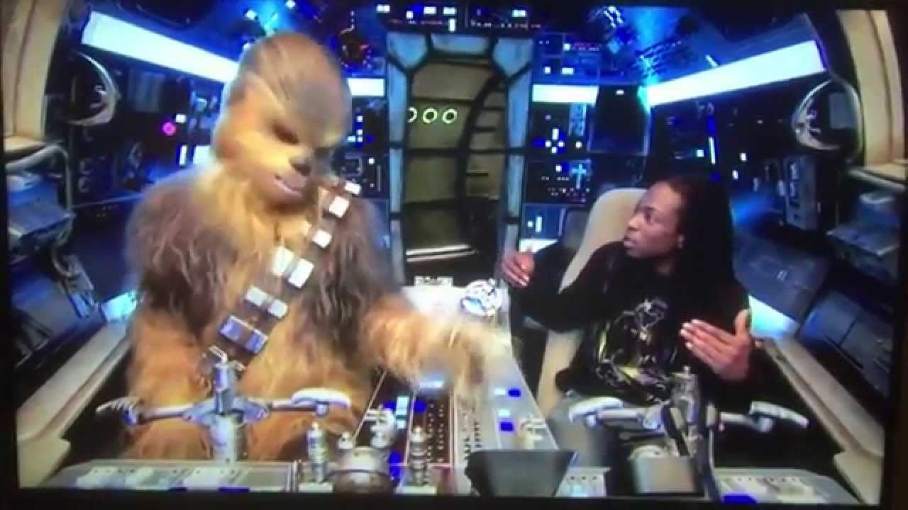 star wars the force awakens behind the scenes disney channel star