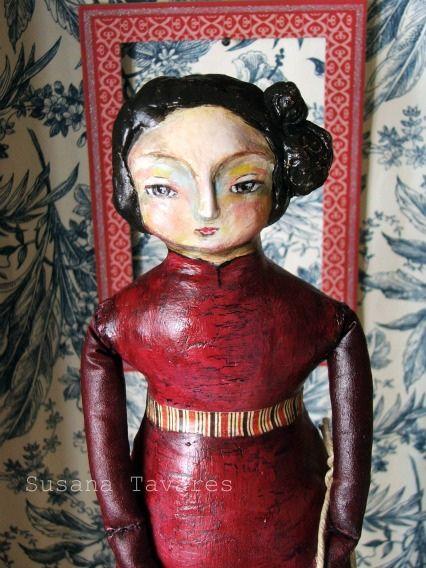 Ginseng - Art Doll / Sculpture | Flickr – Compartilhamento de fotos!