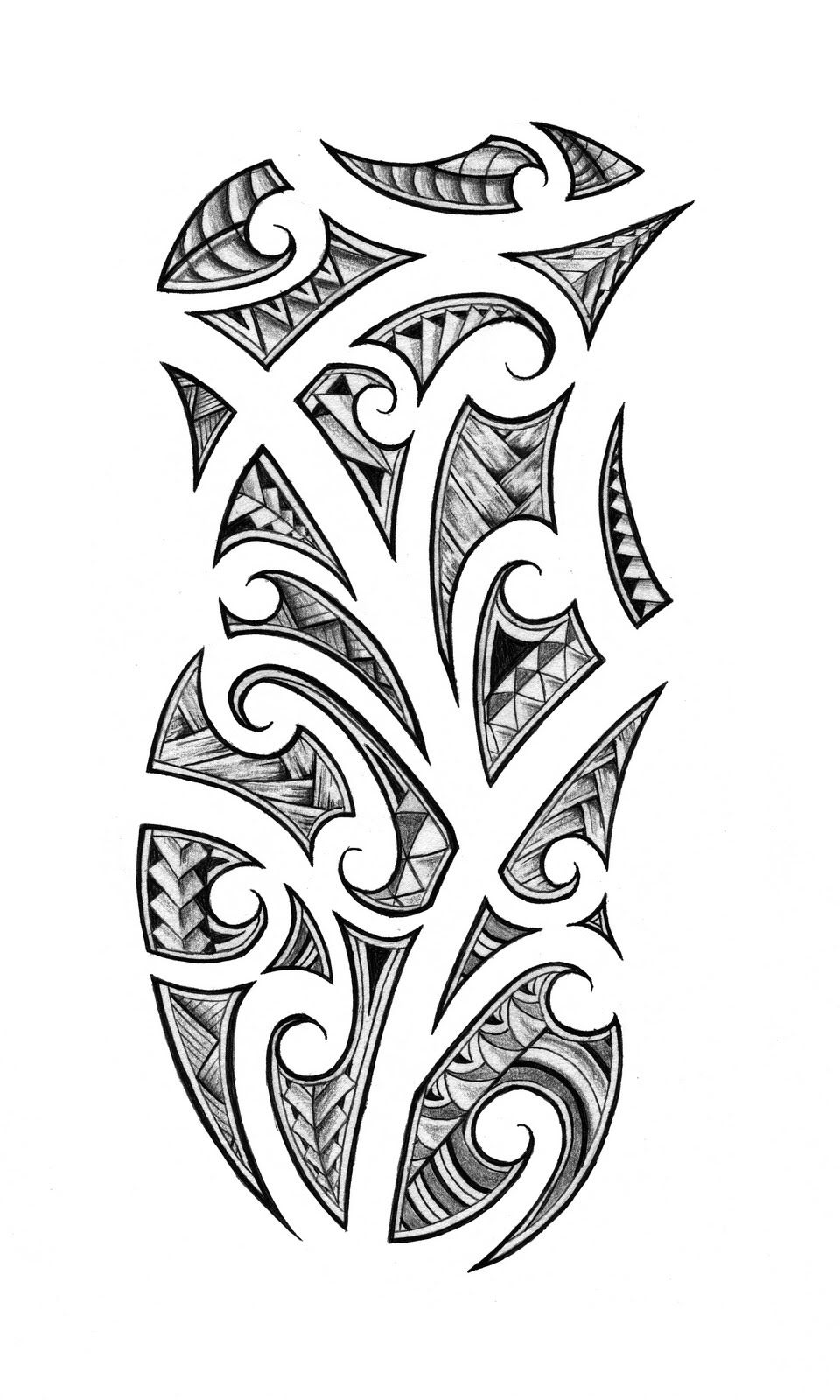 Maori Tattoo Designs And Their Meanings: Tribal Armband Tattoo