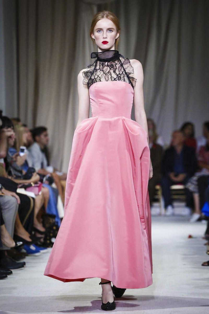 Oscar de La Renta Ready To Wear Spring Summer 2016 New York - NOWFASHION