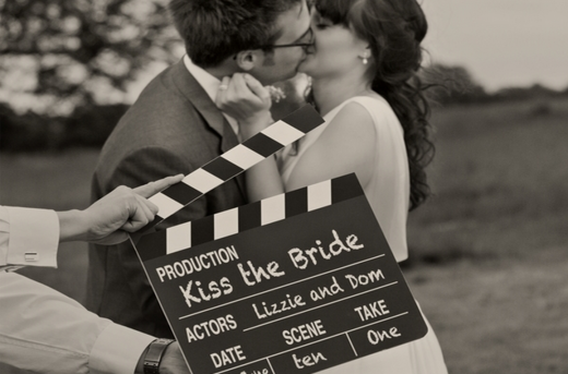 Photo Props: Clapper Board | The Perfect Day 2 | The Perfect Day