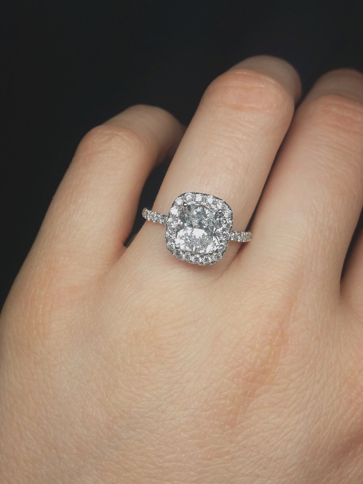 Mary of burgundy engagement ring in 2020 vintage style