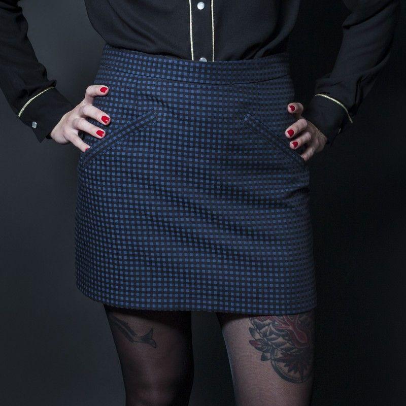 ANDREA Skirt | Sew Dresses & Skirts | Pinterest | Rock und Schnittmuster