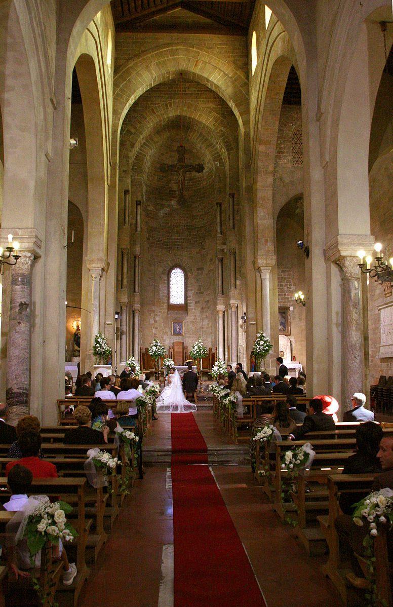 1150-91.Ла Маджоне.Basilica della Santissima Trinità del ...
