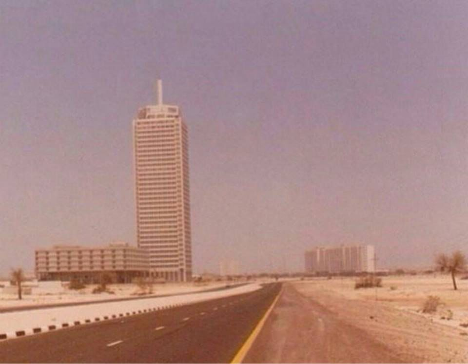 Dubai World Trade Centre 1978 Dubai World Dubai Tourist