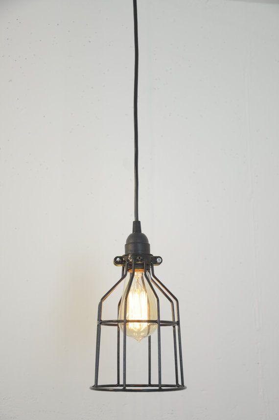 Industrial Pendant Light Plug In Hanging Light Hanging Etsy Industrial Pendant Lights Plug In Hanging Light Hanging Lights