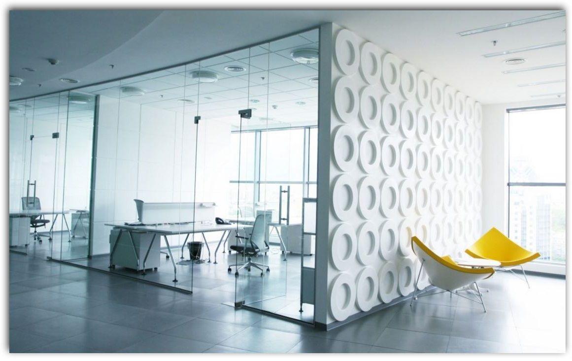 Diseno de oficinas oficinas en 2019 oficinas de dise o for Distribucion de oficinas modernas