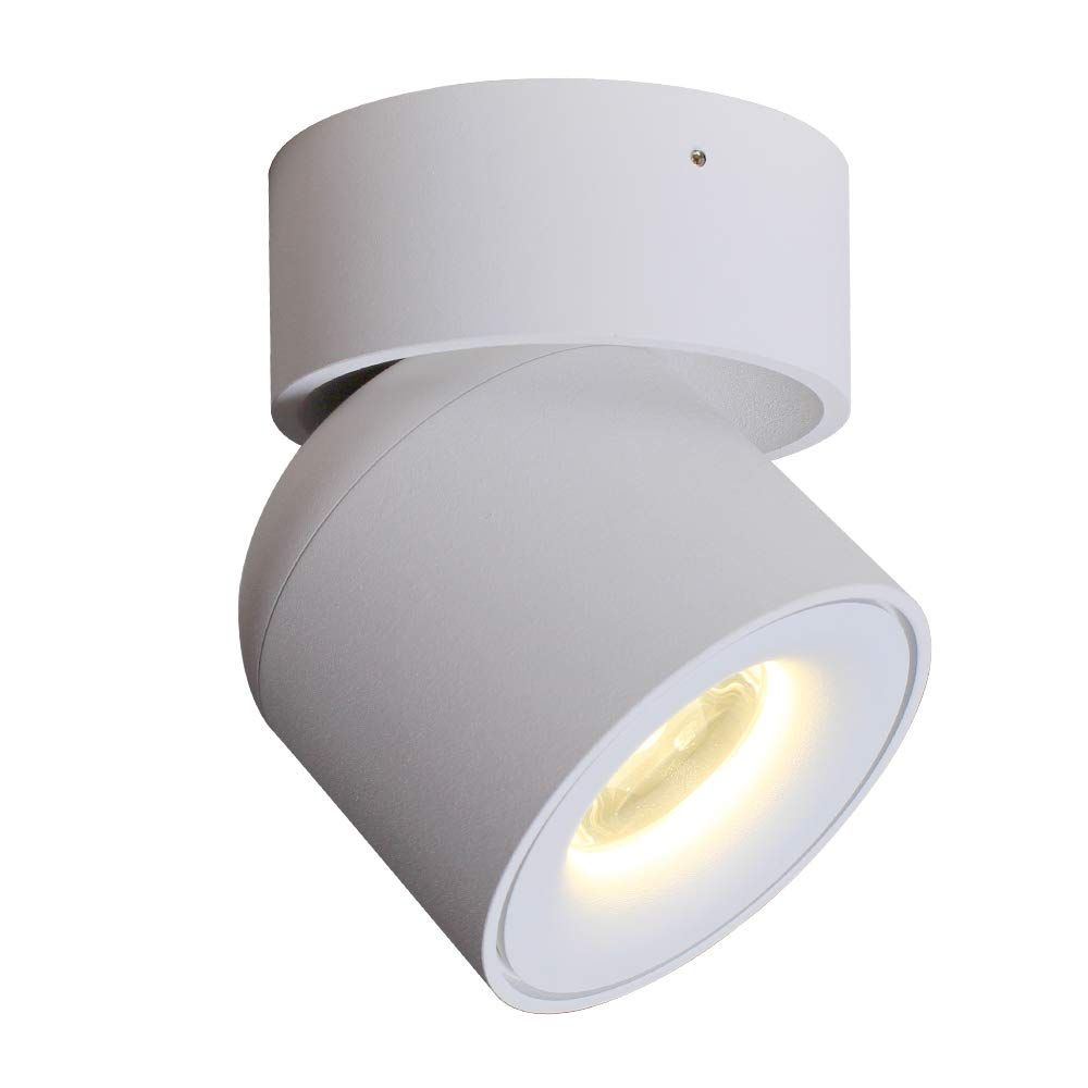 Aisilan Dimmable Led Ceiling Light Msd 52 White 7w 3000k Warm White Amazon Com With Images Led Ceiling Lights Led Ceiling Lamp