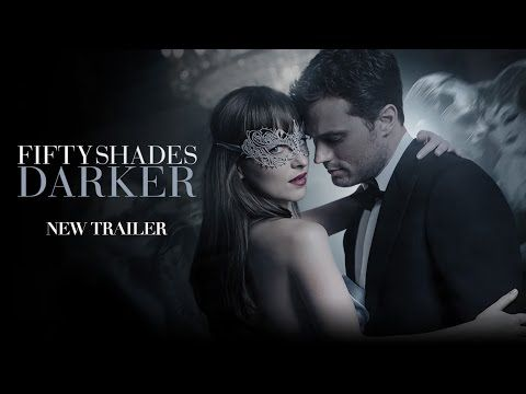 Fifty Shades Darker Extended Trailer And International Posters