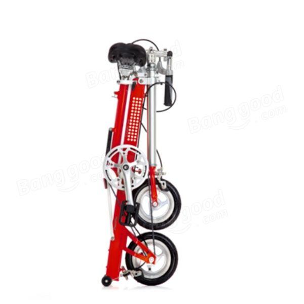 8 Mini Folding Bike