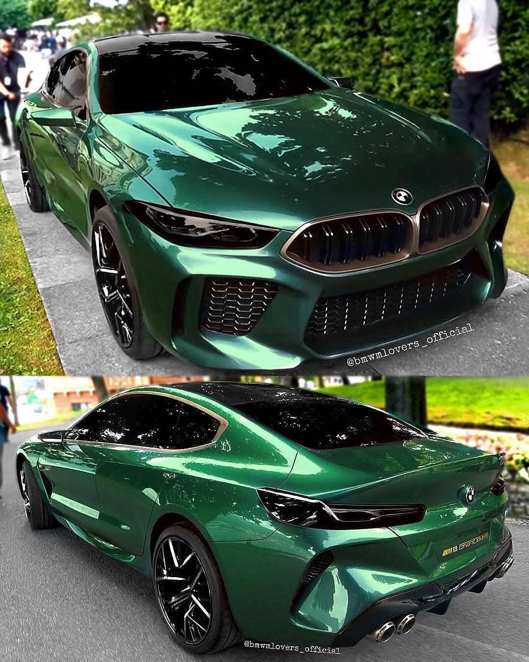 1 Car Page On Instagram Bmw M8 Concept Rate 1 100 Credit Unknown Best Luxury Cars Bmw Bmw Classic Cars