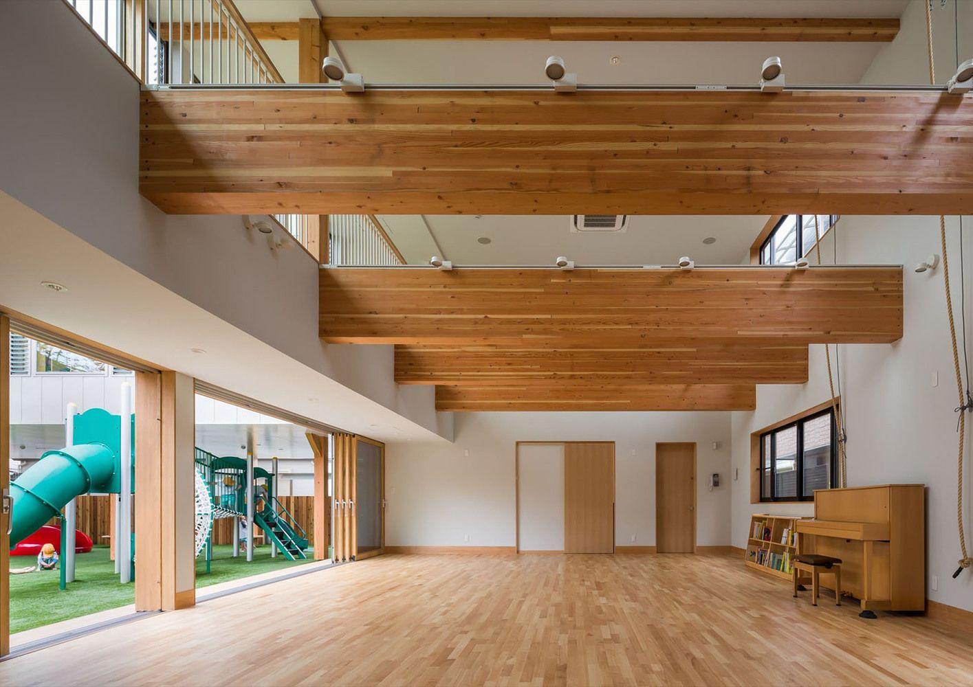 Galeria de Creche Infantil TAKENO / Tadashi Suga Architects - 4